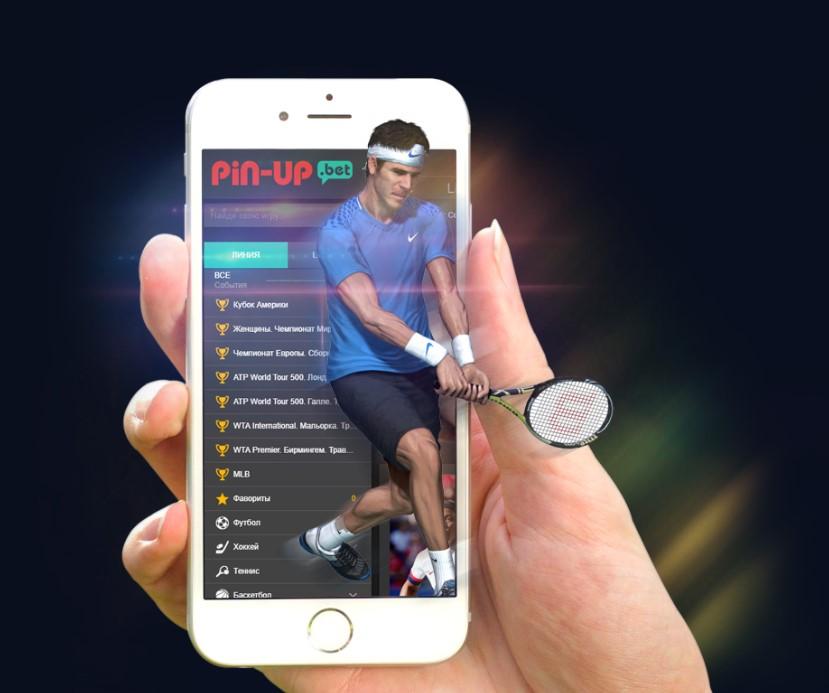 Pin Up Bet мобильная Best